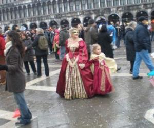 karnevali hangulat