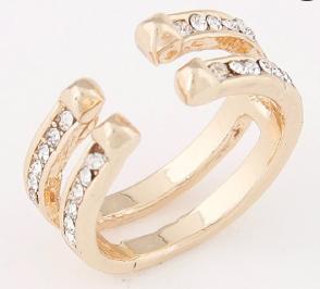 nyitott gyűrű